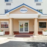 SUBURBAN EXTENDED STAY HOTEL WASH. DULLES 2 Sterne