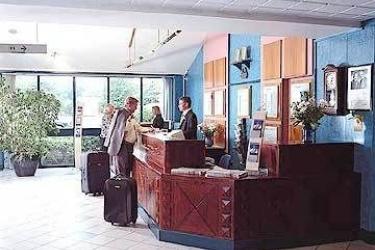 Hotel Novotel: Lobby STEVENAGE