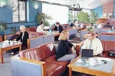 Hotel Novotel: Lounge Bar STEVENAGE