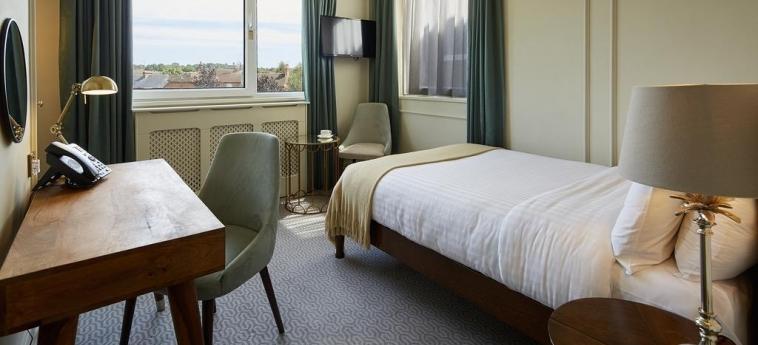 Cromwell Hotel Stevenage: Habitación Singula STEVENAGE