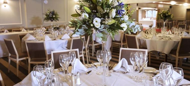 Cromwell Hotel Stevenage: Restaurante STEVENAGE