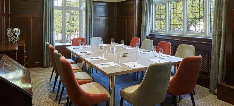 Cromwell Hotel Stevenage: Sala Reuniones STEVENAGE