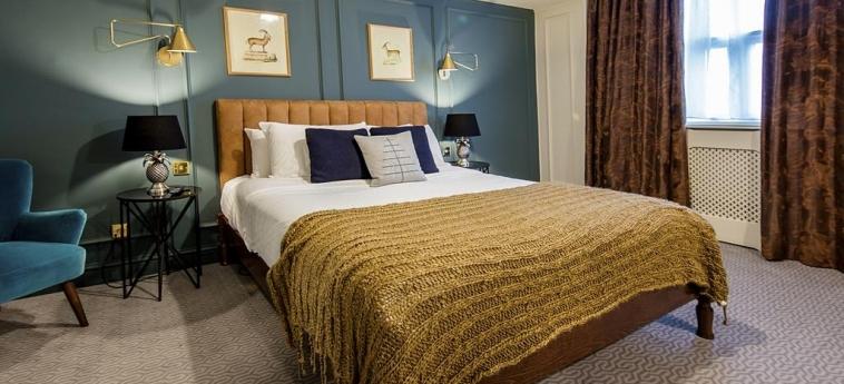 Cromwell Hotel Stevenage: Chambre Double STEVENAGE
