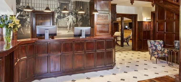 Cromwell Hotel Stevenage: Reception STEVENAGE