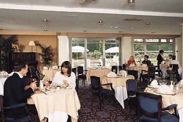 Hotel Thistle: Ristorante STEVENAGE