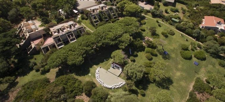 Club Hotel Ancora: Aerial View STINTINO - SASSARI