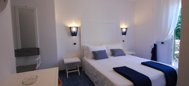 Club Hotel Ancora: Chambre Double STINTINO - SASSARI