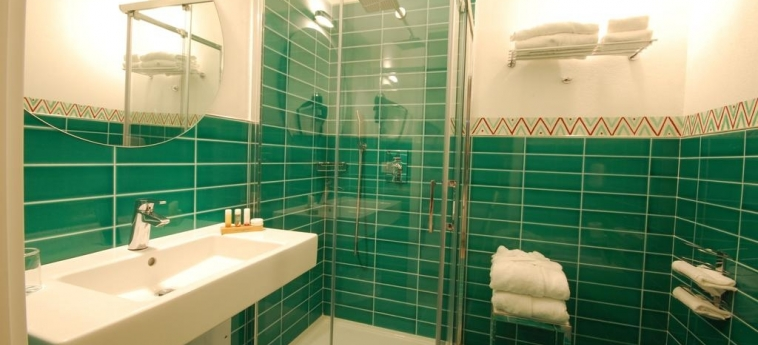 Club Hotel Ancora: Salle de Bains STINTINO - SASSARI