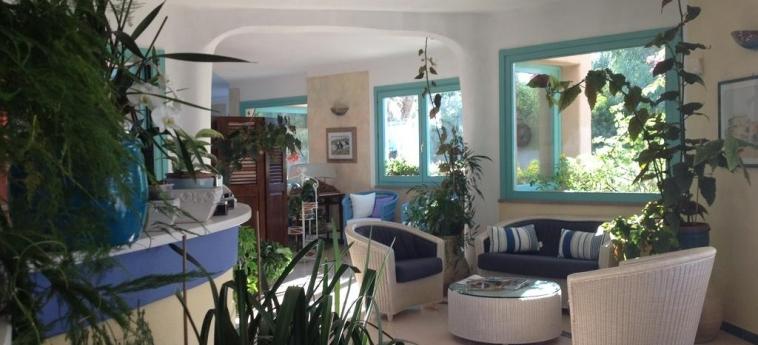 Park Hotel Asinara: Entrada STINTINO - SASSARI