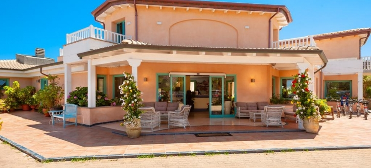 Park Hotel Asinara: Exterior STINTINO - SASSARI
