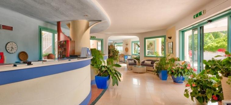 Park Hotel Asinara: Hall STINTINO - SASSARI