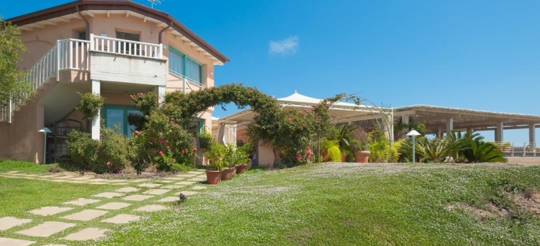 Park Hotel Asinara: Jardín STINTINO - SASSARI