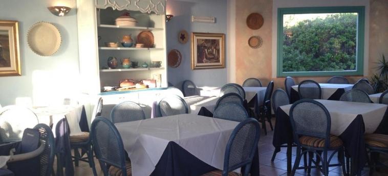 Park Hotel Asinara: Sala de Desayuno STINTINO - SASSARI