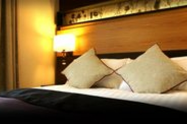 Hotel Doubletree By Hilton Dunblane Hydro: Chambre Double STIRLING