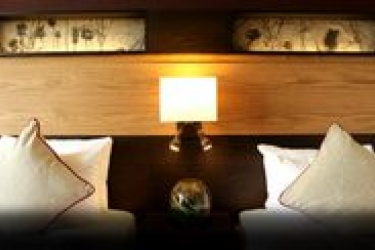 Hotel Doubletree By Hilton Dunblane Hydro: Chambre jumeau STIRLING