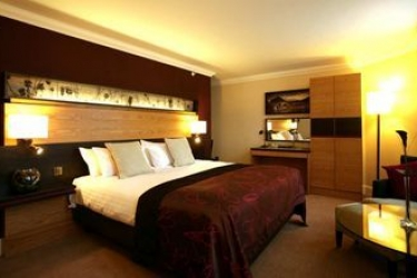 Hotel Doubletree By Hilton Dunblane Hydro: Chambre Suite STIRLING