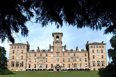 Hotel Doubletree By Hilton Dunblane Hydro: Exterieur STIRLING