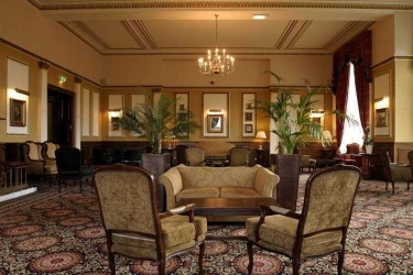 Hotel Doubletree By Hilton Dunblane Hydro: Lobby STIRLING