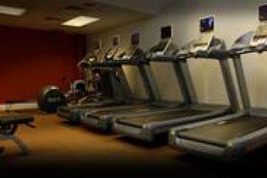 Hotel Doubletree By Hilton Dunblane Hydro: Salle de Gym STIRLING