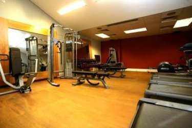 Hotel Doubletree By Hilton Dunblane Hydro: Centro Fitness STIRLING