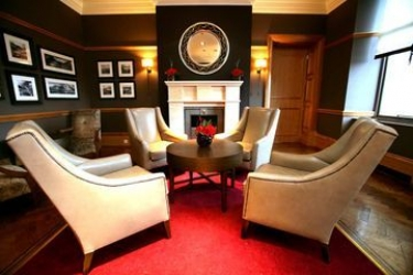 Hotel Doubletree By Hilton Dunblane Hydro: Lounge Bar STIRLING