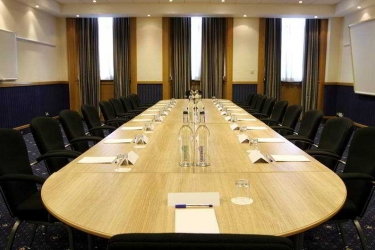 Hotel Doubletree By Hilton Dunblane Hydro: Sala Conferenze STIRLING