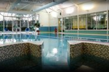 Hotel Doubletree By Hilton Dunblane Hydro: Innenschwimmbad STIRLING