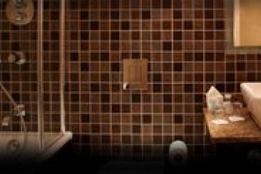 Hotel Doubletree By Hilton Dunblane Hydro: Bathroom STIRLING