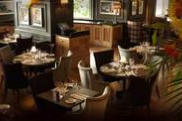 Hotel Doubletree By Hilton Dunblane Hydro: Restaurant STIRLING