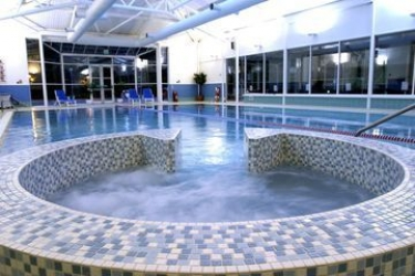 Hotel Doubletree By Hilton Dunblane Hydro: Swimming Pool STIRLING