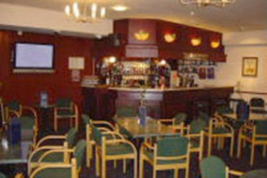 King Robert Hotel: Lounge Bar STIRLING