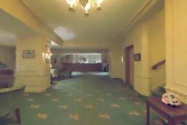 Hotel Golden Lion: Hall STIRLING