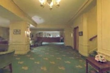 Hotel Golden Lion: Lobby STIRLING