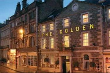 Hotel Golden Lion: Esterno STIRLING