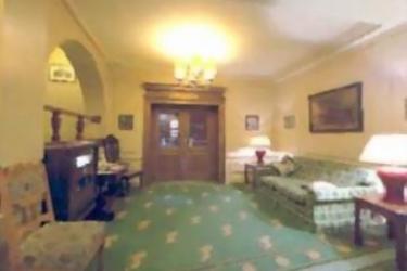 Hotel Golden Lion: Lounge STIRLING