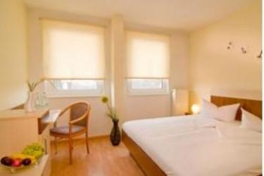 Hotel Achat Comfort Stuttgart: Camera Matrimoniale/Doppia STOCCARDA