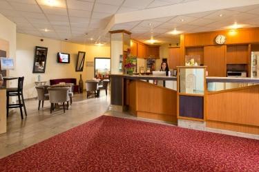 Hotel Achat Comfort Stuttgart: Lobby STOCCARDA
