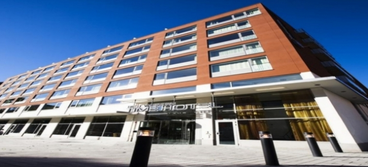 Best Western Plus Time Hotel - Stockholm: Esterno STOCCOLMA