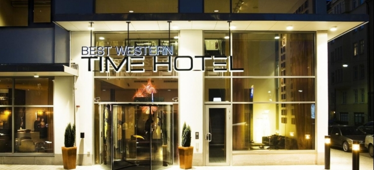 Best Western Plus Time Hotel - Stockholm: Facciata STOCCOLMA