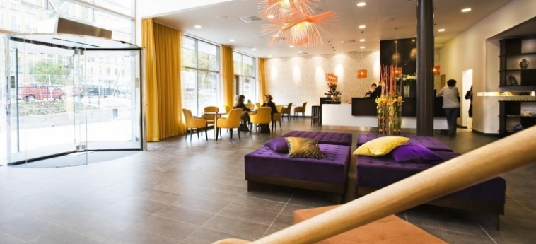 Best Western Plus Time Hotel - Stockholm: Lobby STOCCOLMA