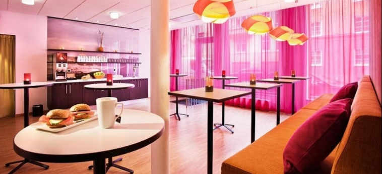 Best Western Plus Time Hotel - Stockholm: Lounge STOCCOLMA
