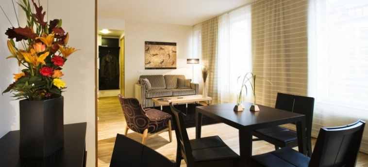 Best Western Plus Time Hotel - Stockholm: Salotto STOCCOLMA