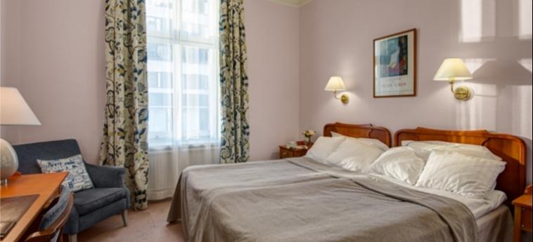Hotel Terminus: Camera Matrimoniale/Doppia STOCCOLMA