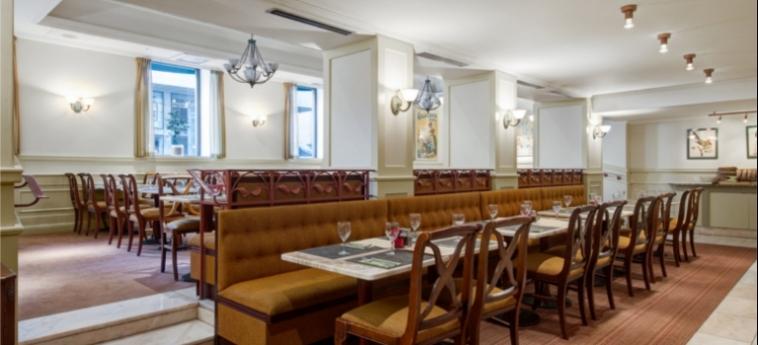 Hotel Terminus: Ristorante STOCCOLMA