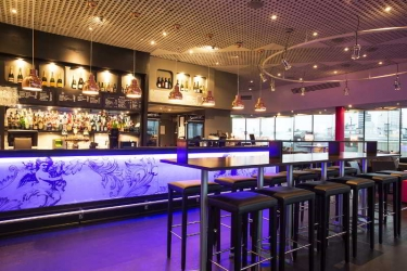 Hotel Radisson Blu Royal Viking: Bar STOCCOLMA