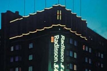 Hotel Radisson Blu Royal Viking: Esterno STOCCOLMA