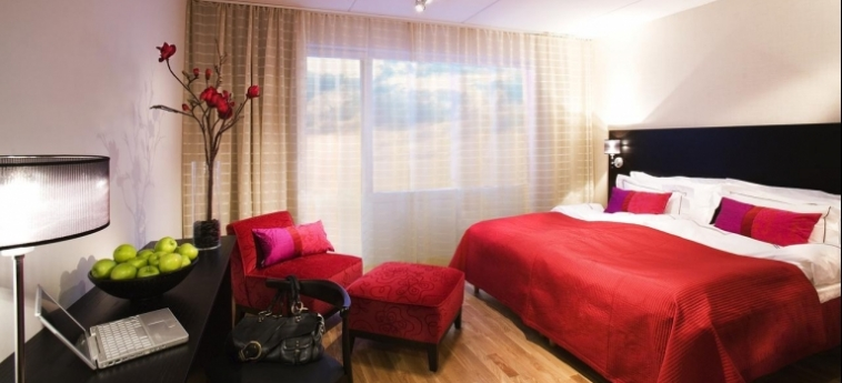 Best Western Plus Time Hotel - Stockholm: Chambre Double STOCKHOLM