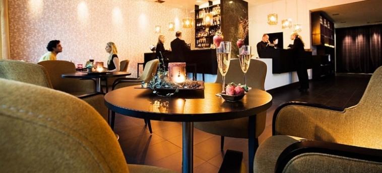 Best Western Plus Time Hotel - Stockholm: Lounge Bar STOCKHOLM