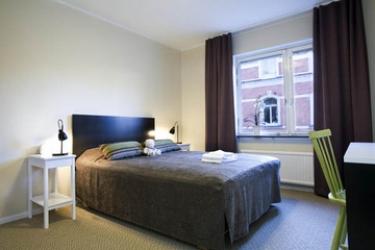 Hotel Bakfickan: Schlafzimmer STOCKHOLM