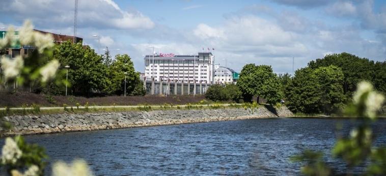 Hotel Scandic Jarva Krog: Environnement STOCKHOLM